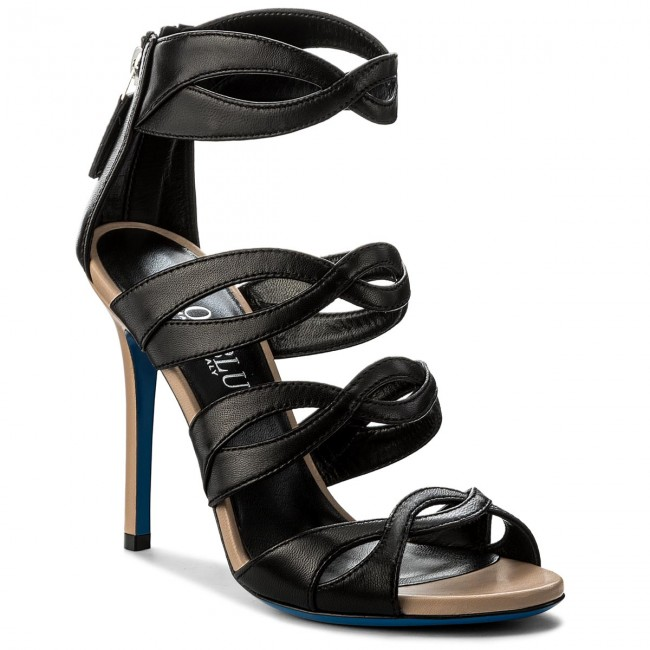 Ciabatte 8e Nero E Donna 10 Eleganti Loriblu 0t0310 Sandali XkTlwPOiuZ