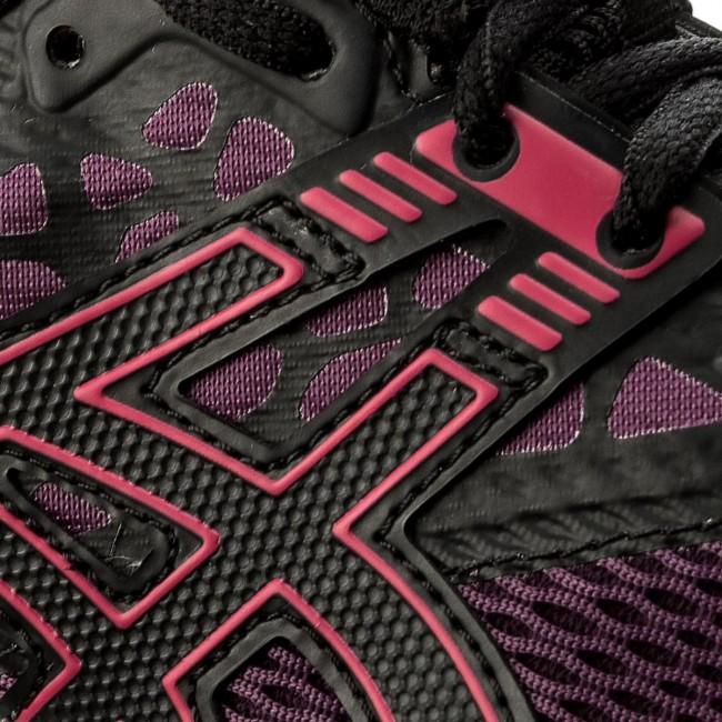 Scarpe ASICS Gel Pulse 9 G Tx GORE TEX T7D9N PruneBlackCosmo Pink 3390