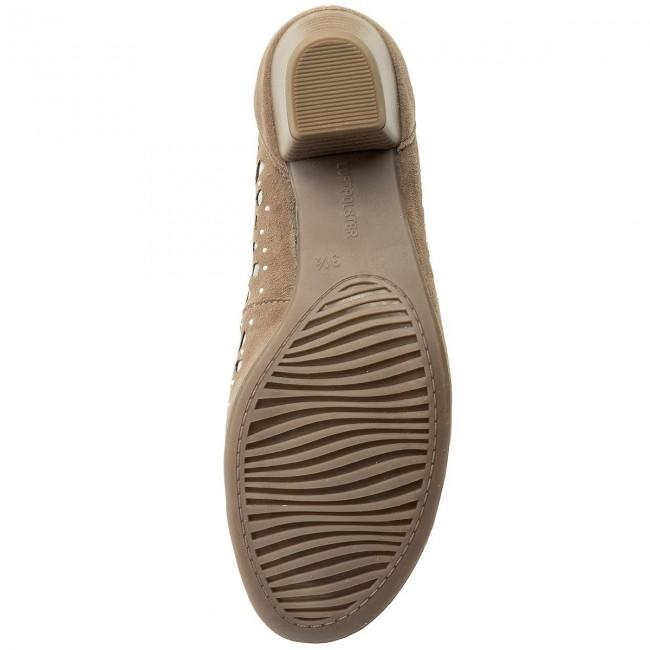 Scarpe Basse silber Ara Tacco 12 Con 33610 Taupe 05 Donna tshQdrC
