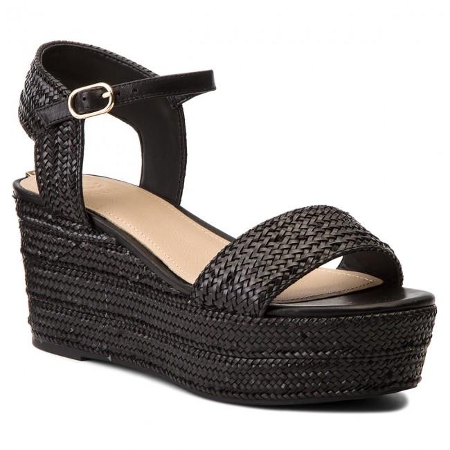 a basso prezzo stile attraente scarpe sportive zeppe guess