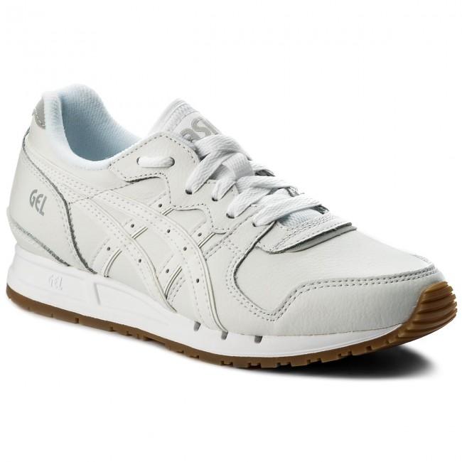 Donna movimentum Basse White 0101 Scarpe Asics white Sneakers Gel Tiger Hl7g7 DEH92I