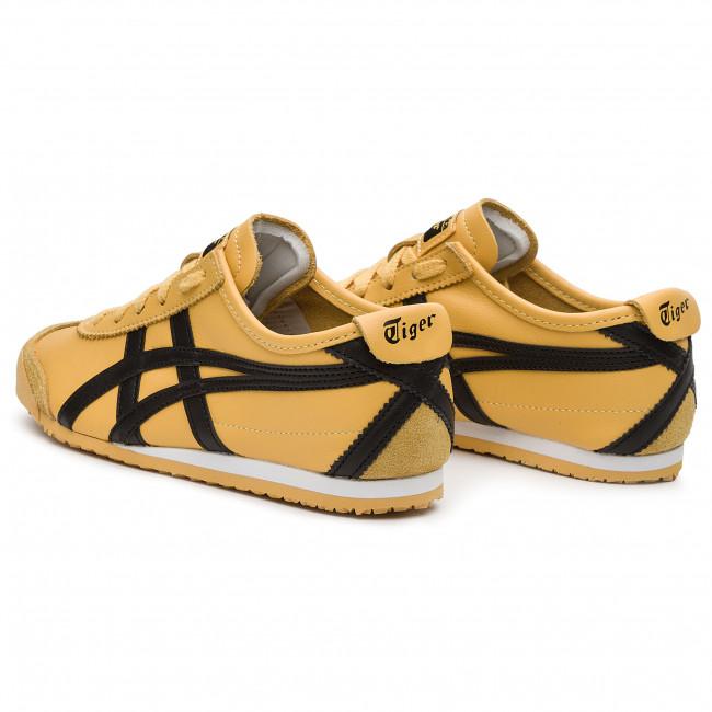 Sneakers ONITSUKA TIGER Mexico 66 DL408 YellowBlack 0490