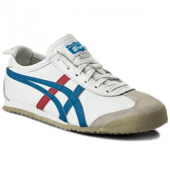Sneakers ASICS ONITSUKA TIGER Mexico 66 DL408 WhiteBlue 0146