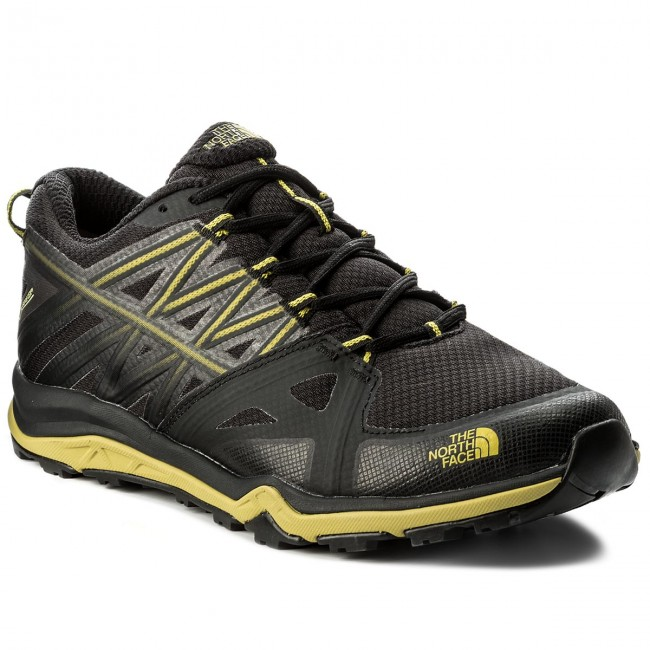 Scarpe da trekking THE NORTH FACE Hedgehog Fastpack Lite II GTX GORE TEX T92UX5CIV Tnf BlackCitronelle Green