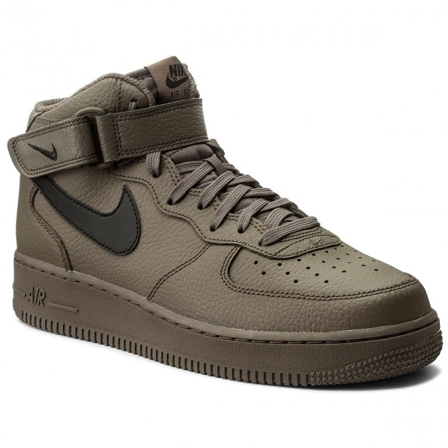 Scarpe NIKE Air Force 1 Mid '07 315123 205 RidgerockBlackRidgerock