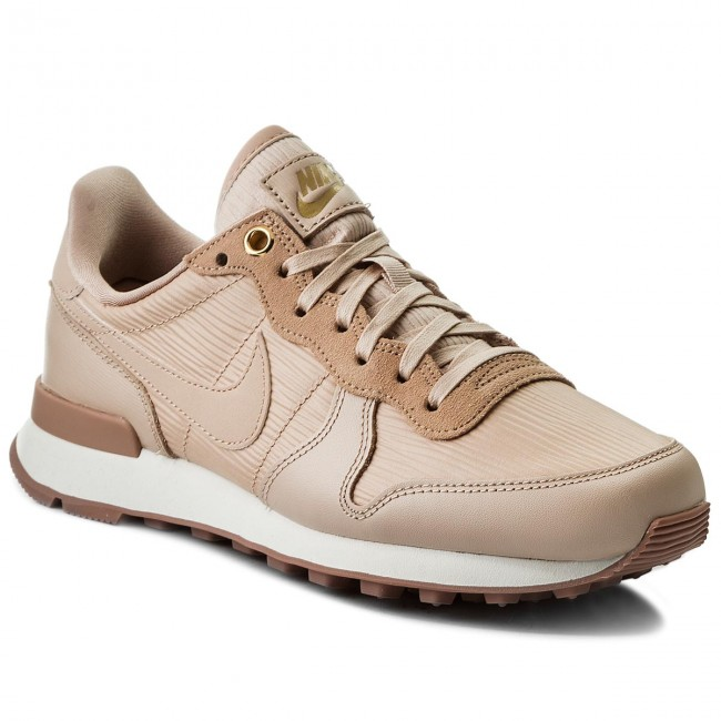 Scarpe NIKE Internationalist Prm 828404 202 Particle BeigeParticle Beige