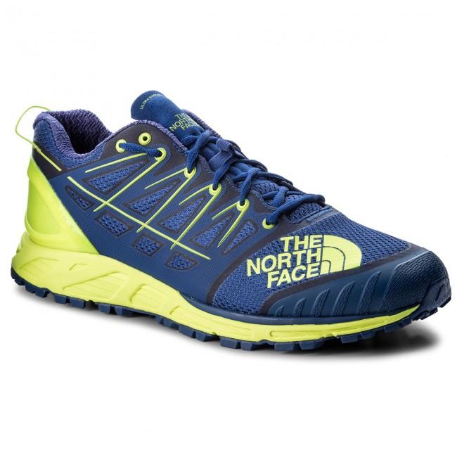 Scarpe Brit The Running North Blue dayglo Ultra Face T939ie4cu Ii Sportive Yellow Trail Endurance Uomo CrxoBedW
