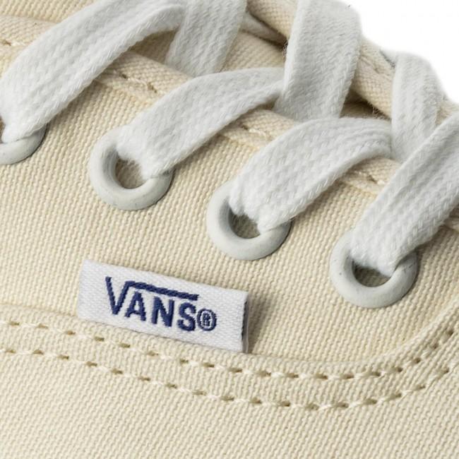 Scarpe sportive VANS Authentic Platform VN0A3AV8JTT (Canvas) Classic WhiteTr