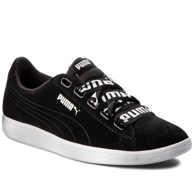 Sneakers PUMA Vikky Ribbon Bold 365312 01 Puma BlackPuma Black