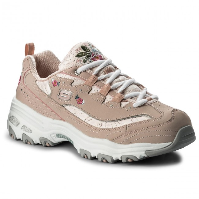 Sneakers SKECHERS Bright Blossoms 11977LTPK Light Pink