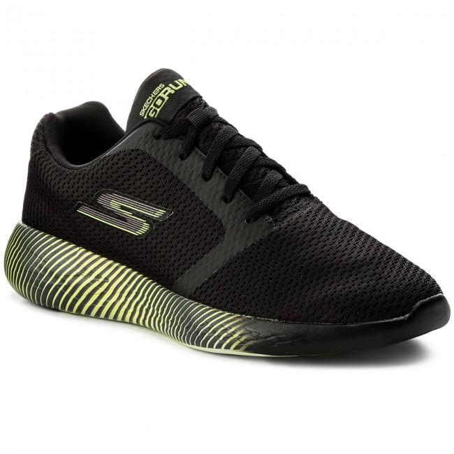 Scarpe SKECHERS - Go Run 600 55067/BKLM Black/Lime
