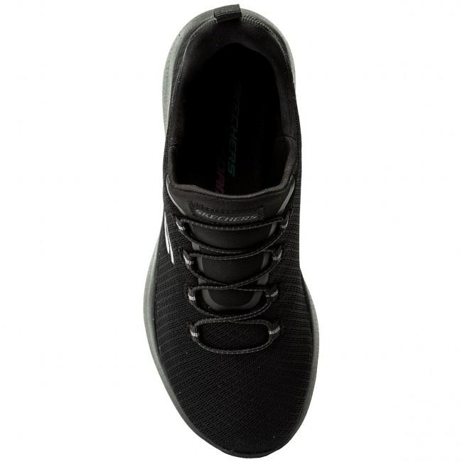 Scarpe SKECHERS - Dynamight 12119/BBK Black - Fitness - Scarpe sportive - Donna