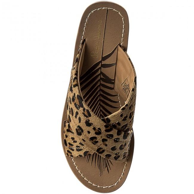855 Ciabatte Sabana Da Sandali Donna Malibu Jeans Camel E Pls90318 Giorno Pepe 80OwPkn
