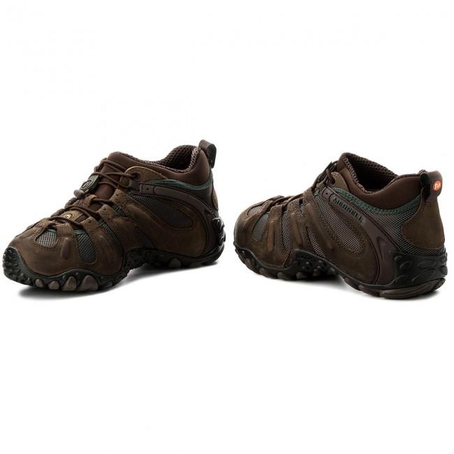 Scarpe da trekking MERRELL - Chameleon II Stretch J559601 Clay - Scarpe da trekking e scarponcini - Scarpe basse - Uomo