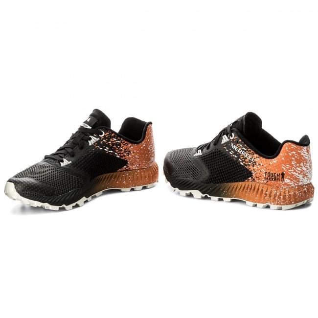 Trail Merrell Uomo Scarpe J12571 Tough All Mudder Running Out Sportive Crush 2 Orange v8mwNn0O