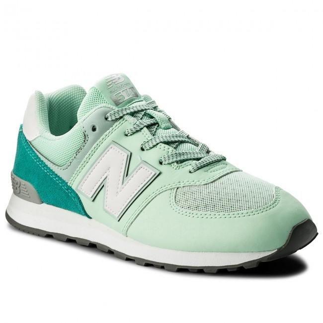 Sneakers NEW BALANCE - GC574D5 Verde