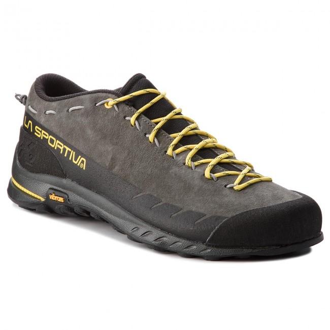 online retailer 29da5 6d383 Scarpe da trekking LA SPORTIVA - Tx2 27G900100 Carbon/Yellow