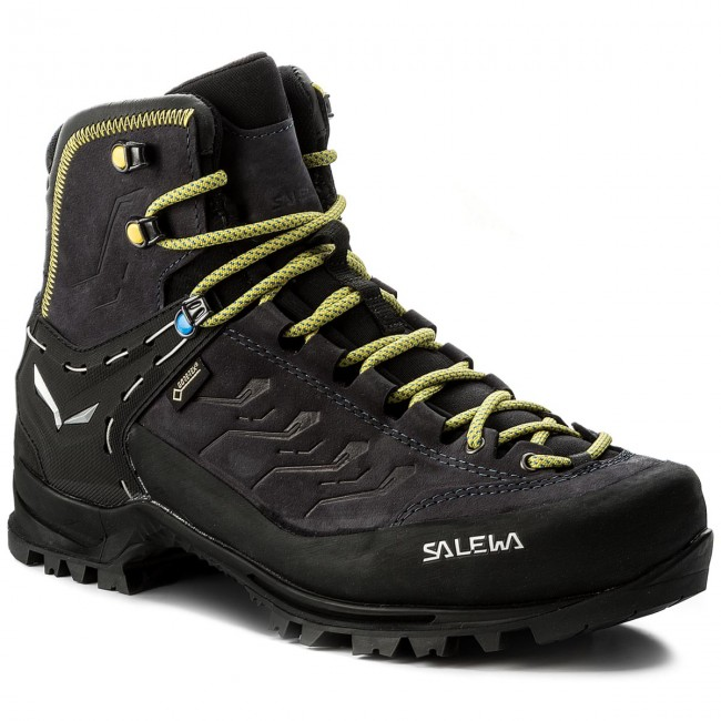 Scarpe da trekking SALEWA - Rapace Gtx GORE-TEX 61332-0960 Night Black/Kamille