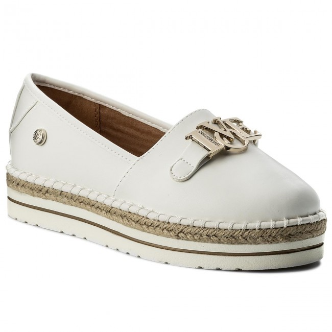 c021e14357 Espadrillas LOVE MOSCHINO - JA10243G05JA0100 Bianco - Espadrillas - Scarpe  basse - Donna - escarpe.it