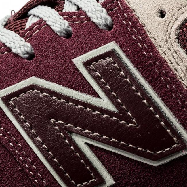 2c0ba1a7b8 Sneakers NEW BALANCE - ML574EGB Bordeaux