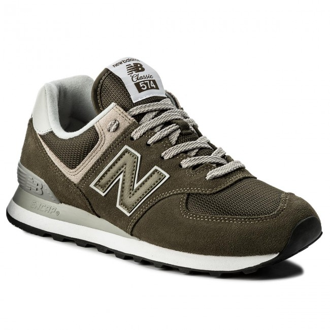 1844d5710f Sneakers NEW BALANCE - ML574EGO Verde