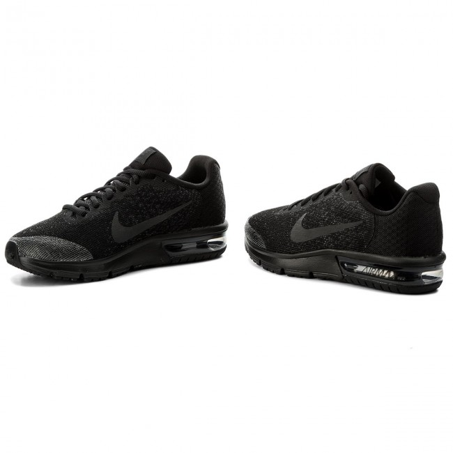 black anthracite Sneakers Max Basse 009 Black Sequent Donna 2gs869993 Nike Air Scarpe cJlK1FT
