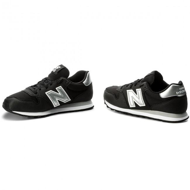 Sneakers Balance Gm500ksw New Scarpe Uomo Nero Basse SzqUVGMp