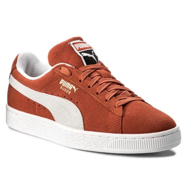 eaf66a1ef5 Sneakers PUMA - Suede Classic 365347 07 Burnt Ochre/Puma White ...