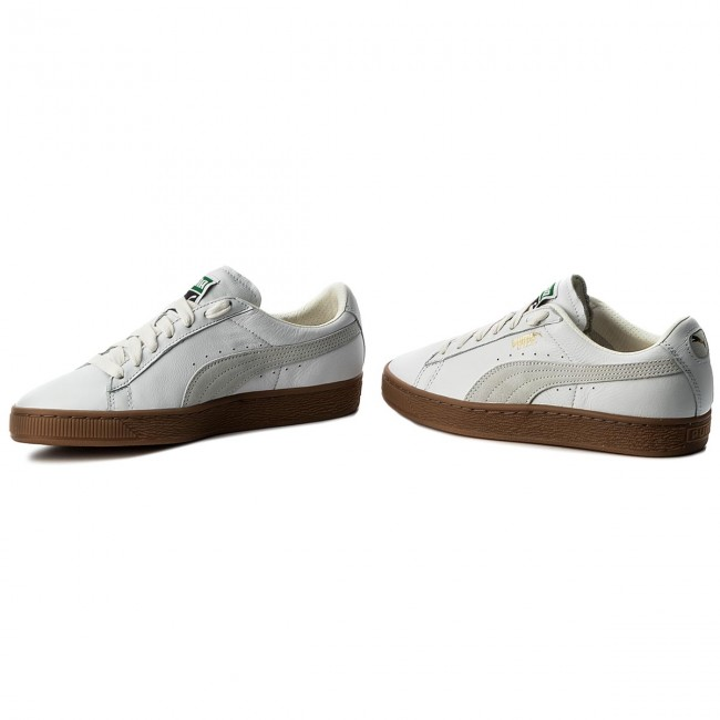 Clothes, Shoes & Accessories Puma Basket Classic Gum Deluxe