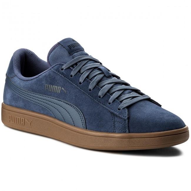 25df972f6cc3f5 Sneakers PUMA - Smash V2 364989 14 Blue Indigo/Blue Indigo - Sneakers - Scarpe  basse - Uomo - escarpe.it