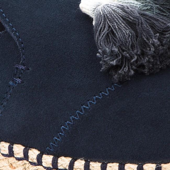 Espadrillas Scarpe Toms Rope Basse Suede tassel 10011719 Deconstructed Alpargata Navy Donna 8nOPk0wX