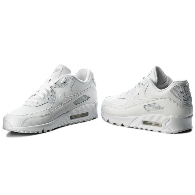 Scarpe NIKE Air Max 90 Leather 302519 113 True WhiteTrue White