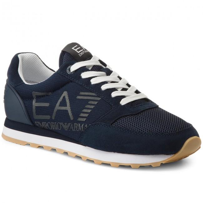 7418985736 Sneakers EA7 EMPORIO ARMANI - 248048 8P299 06935 Navy Blue
