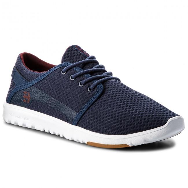 Uomo 4101000419 red Navy 425 Scout Sneakers Scarpe Etnies Basse wnPO0k