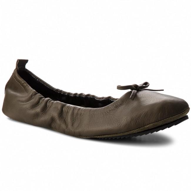Flexx Donna E Ciabatte Pantofole The 01 D0511 Zielony Random Sandali fyvbgY67