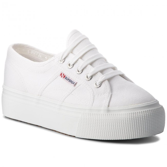 Scarpe sportive SUPERGA 2790 Acotw Linea Up And Down S0001L0 White 901