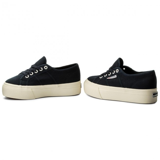 Scarpe sportive SUPERGA 2790 Acotw Linea Up And Down S0001L0 Navy 933