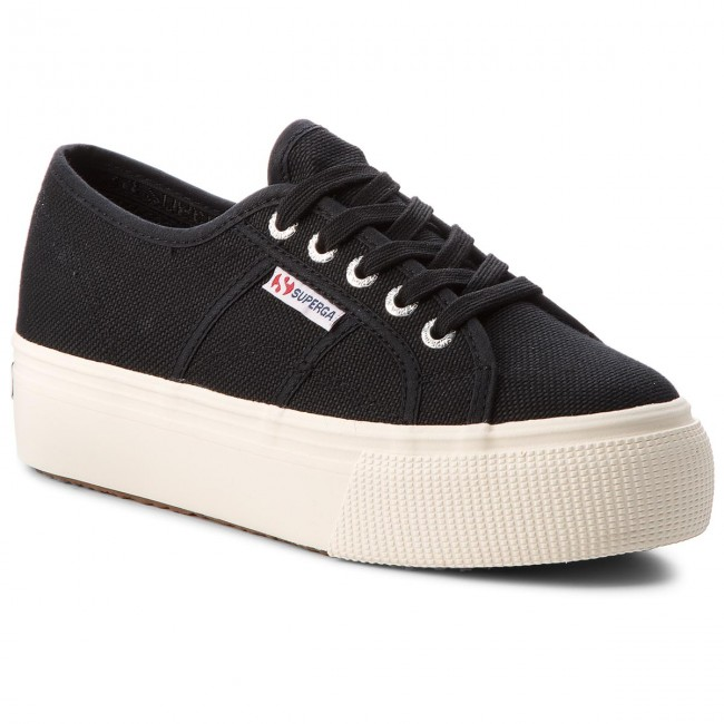 Scarpe sportive SUPERGA 2790 Acotw Linea Up And Down S0001L0 Black