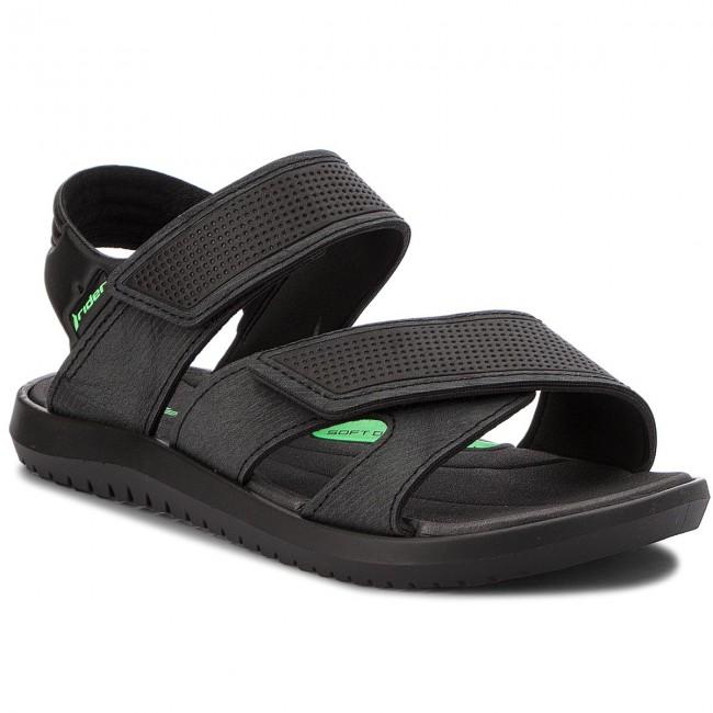 sports shoes 26901 ceaa0 Sandali RIDER - Terrain Sandal Ad 82224 Black/Green 21675