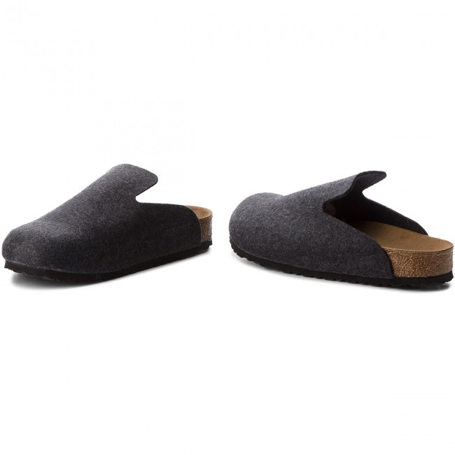 Davos Ciabatte 1011220 Pantofole Birkenstock Sandali Uomo Anthracite E OXuTPwZki
