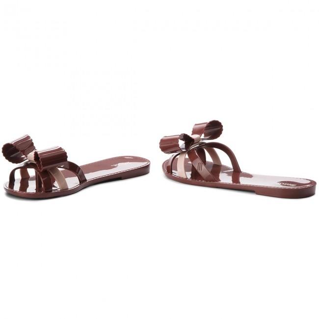 Infradito MELISSA - Fluffy II Ad 32356 Burgundy/Pink 51558 - Infradito - Ciabatte e sandali - Donna