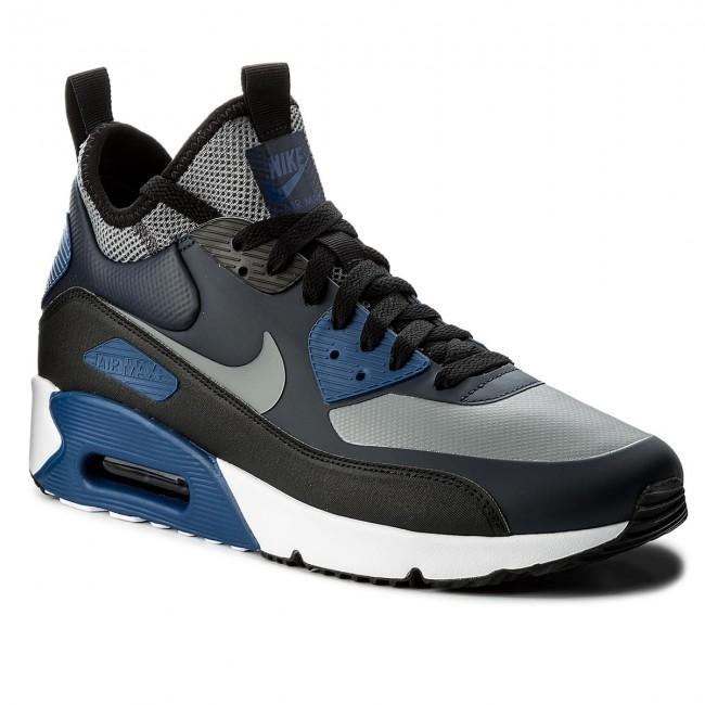 Air Ultra Greyblack 90 Winter 401 Scarpe Nike Max 924458 Obsidiancool Mid F1uTKJ3lc