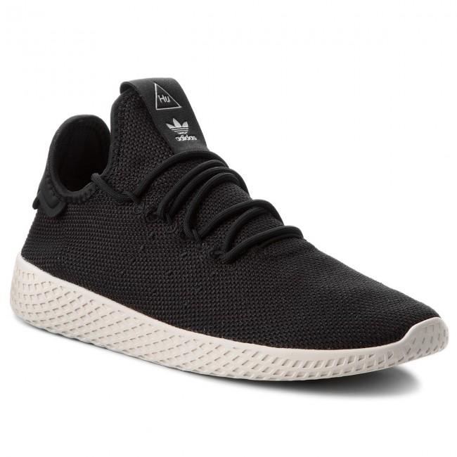 Scarpe adidas - Pw Tennis Hu AQ1056 Cblack/Cblack/Cwhite