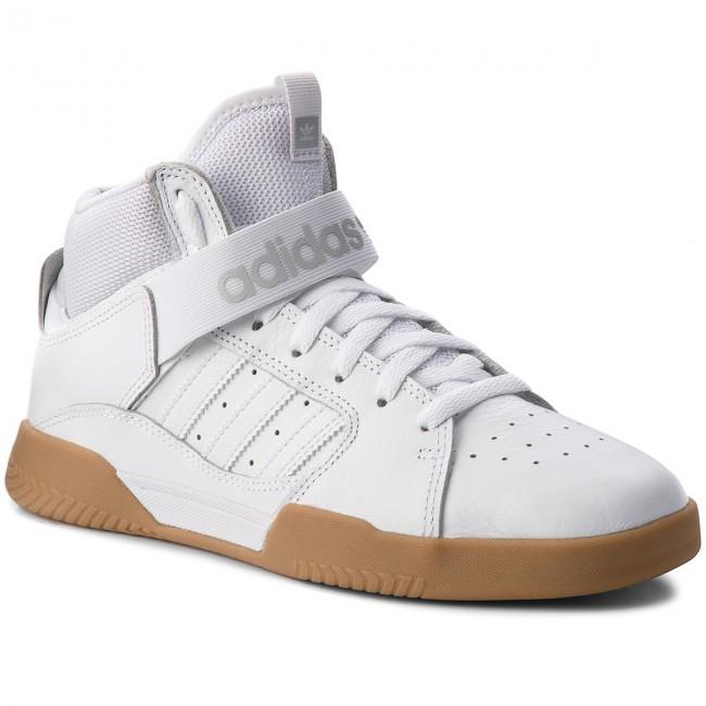 496fee15ebbd2c Scarpe adidas - Vrx Mid B41482 Ftwwht/Ftwwht/Gum4 - Sneakers - Scarpe basse  - Uomo - escarpe.it