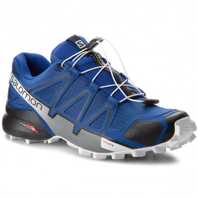 8f894f4432 Scarpe SALOMON - Speedcross 4 404641 27 V0 Mazarine Blue Wil/Black/White