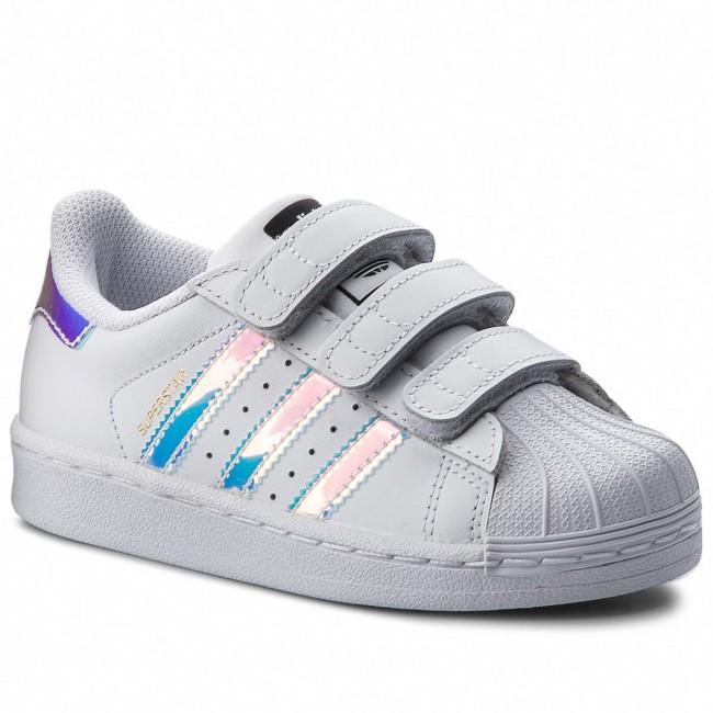 Aq6279 Ftwwhtftwwhtmetsil Scarpe Adidas Superstar C Con Cf HeW2IYDE9