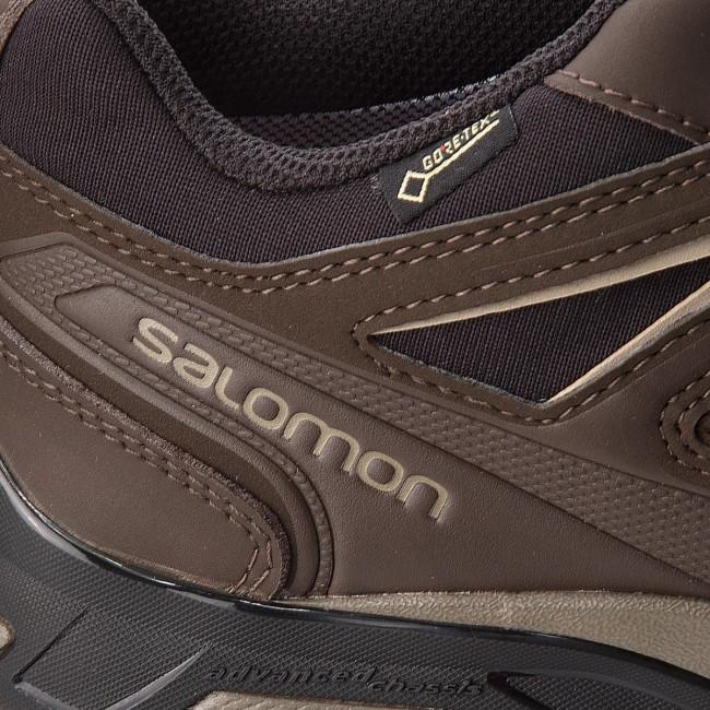 Scarpe da trekking SALOMON X Ultra 3 Ltr Gtx GORE TEX 404785 27 V0 DeliciosoBungee CordVintage Kaki