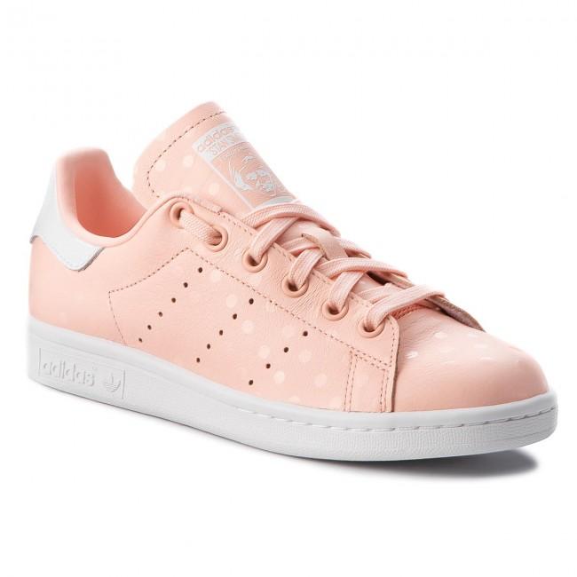 W ftwwht B41623 Stan Sneakers Donna Smith Basse Hazcor Scarpe hazcor Adidas jAL35R4