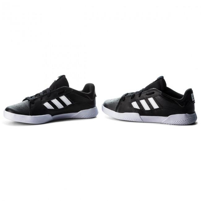 Scarpe adidas - Vrx Low J B43777 Cblack/Ftwwht/Ftwwht - Sneakers - Scarpe basse - Donna