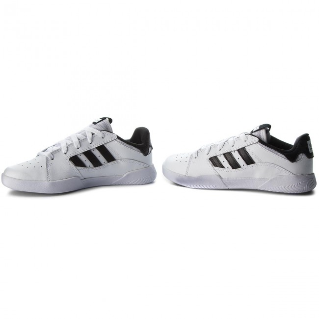 Adidas Bianco Sneakers Vrx Low J B43778 FtwwhtCblackFtwwht